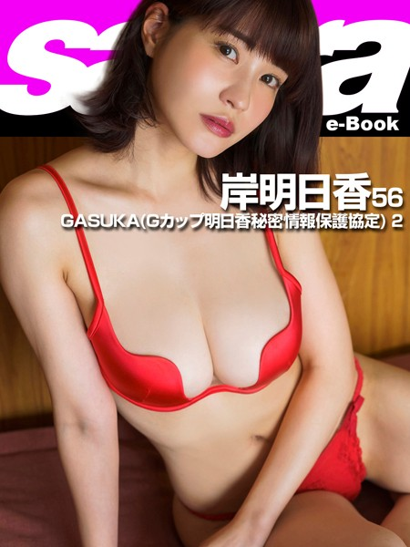 GASUKA(Gカップ明日香秘密情報保護協定) 2 岸明日香 56 [sabra net e-Book]