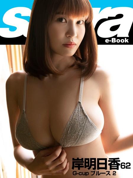 G-cup ブルース 2 岸明日香 62 [sabra net e-Book]
