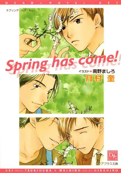 Spring has come!