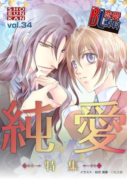 BL恋愛専科 vol.34純愛特集