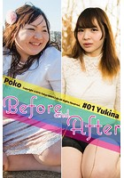 Before And After #01 'Yukina'