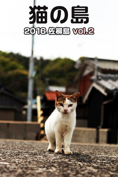 猫の島 2016 佐柳島 vol.2