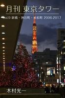 月刊 東京タワー vol.9 新橋・神谷町・浜松町 2006-2017