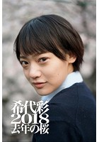 希代彩 2018 去年の桜