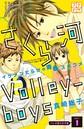さくら河 Volley‐boys プチデザ 1