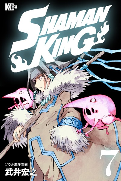SHAMAN KING 〜シャーマンキング〜 KC完結版 7