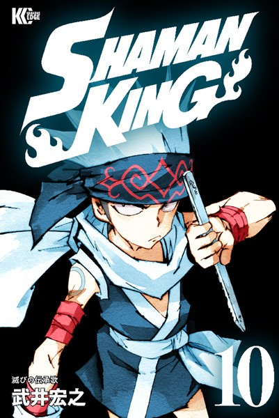 SHAMAN KING 〜シャーマンキング〜 KC完結版 (10)