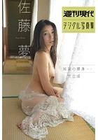 佐藤夢「全107カットの大ボリューム完全版! 純潔の裸身vol.3」 週刊現代デジタル写真集