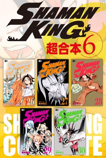 SHAMAN KING 超合本版 (6)