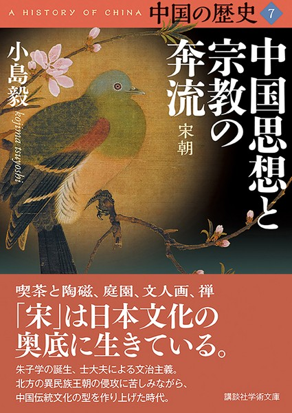 中国の歴史 7 中国思想と宗教の奔流 宋朝
