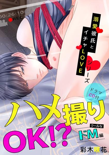 【恋愛 BL漫画】ハメ撮りOK!?溺愛彼氏とイチャLOVEシリーズ‐クールなドM編‐(単話)