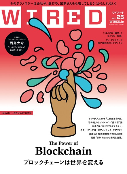 WIRED VOL.25