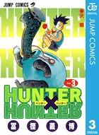HUNTER×HUNTER モノクロ版 3
