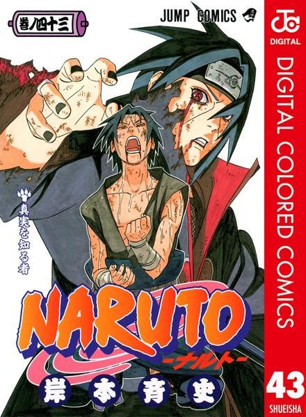 NARUTO―ナルト― カラー版 43