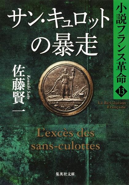 サン・キュロットの暴走 小説フランス革命 13