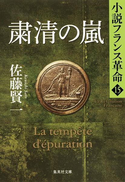 粛清の嵐 小説フランス革命 15