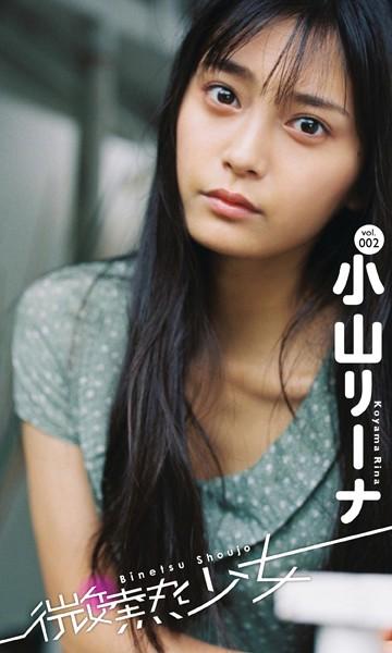 【微熱少女デジタル写真集】 vol.02 小山リーナ