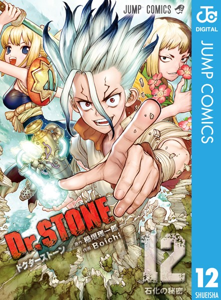 Dr.STONE 12