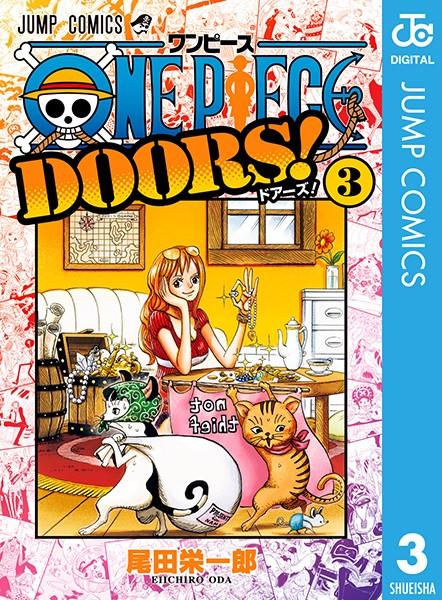 ONE PIECE DOORS! 3