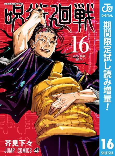 呪術廻戦【期間限定試し読み増量】 16