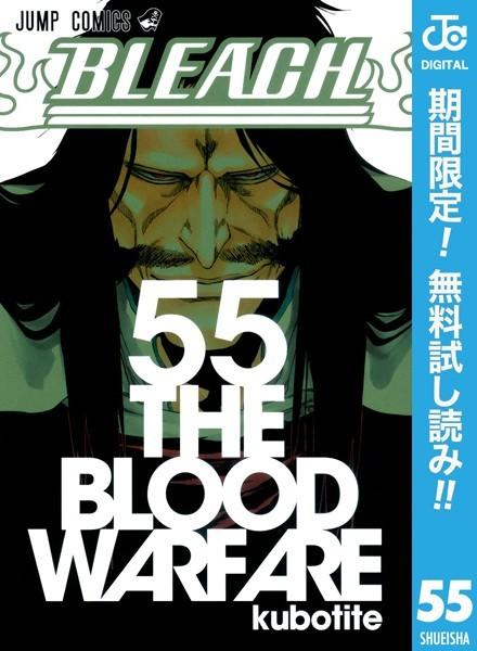 BLEACH モノクロ版【期間限定無料】 55