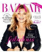 Harper's BAZAAR 2014年7月号