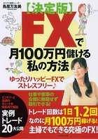 FXで月100万円儲ける私の方法【決定...
