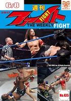 週刊ファイト '17年06月08日号 新日jr./NWA/ブラッシー/WWE/アイスリボン235/パンクラス/Bellator