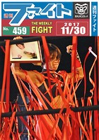 週刊ファイト '17年11月30日号 吉田万里子/デビー復帰/新日タッグ/天龍前田/ドリー/新日キッ...