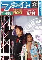 週刊ファイト '18年6月14日号 BOSJ総括Dominion展望/新日北米ROH/CMパンクUF...