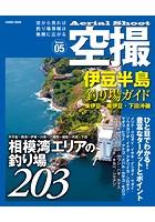 空撮 伊豆半島釣り場ガイド 東伊豆・南伊豆・下田沖磯
