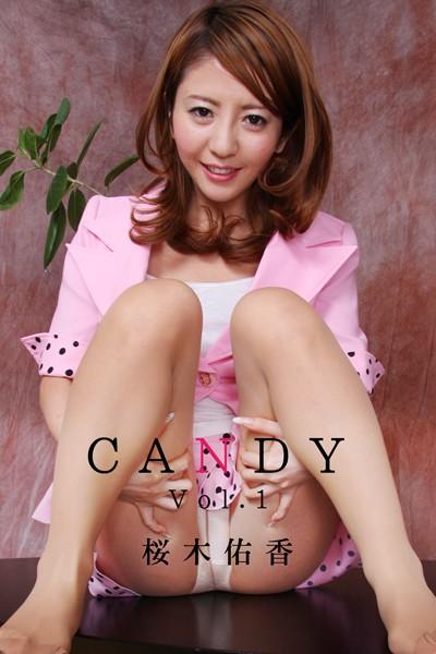CANDY Vol.1 / 桜木佑香
