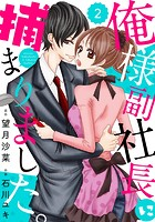 comic Berry's俺様副社長に捕まりました。(分冊版) 2話