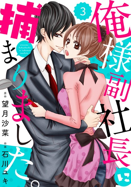 comic Berry's俺様副社長に捕まりました。(分冊版) 3話