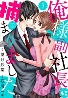 comic Berry's俺様副社長に捕まりました。(分冊版) 7話