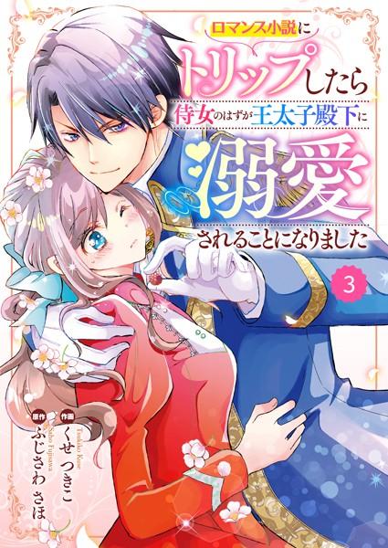 Berry's Fantasy ロマンス小説にトリップしたら侍女のはずが王太子殿下に溺愛されることになりました(分冊版) 3話