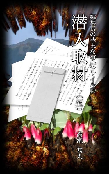 編集長の些末な事件ファイル 151 潜入取材 (五)