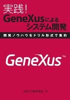 実践!GeneXusによるシステム開発 開発ノウハウをドリル形式で集約