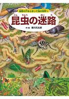昆虫の迷路 〜秘密の穴をとおって虫の世界へ〜