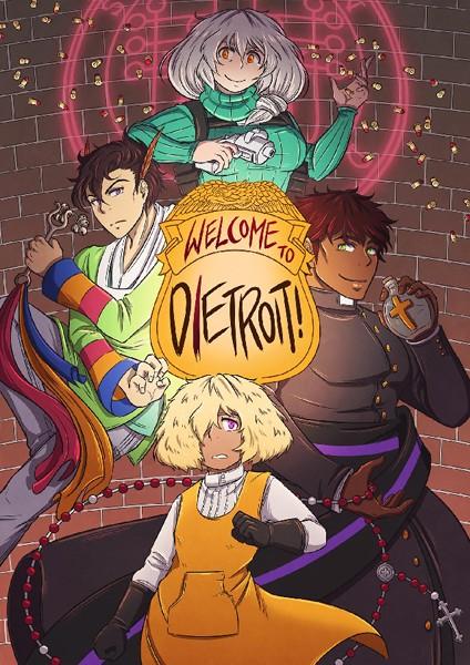 Welcome To Dietoroit 1