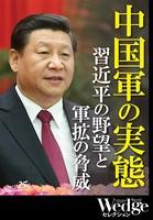 中国軍の実態 習近平の野望と軍拡の脅威(Wedgeセレクション No.38)
