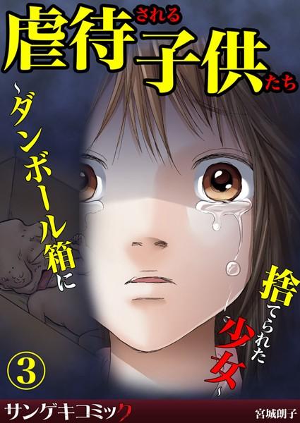 虐待される子供たち〜ダンボール箱に捨てられた少女〜 3