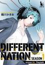 ディファレント・ネイション【分冊版】 4話