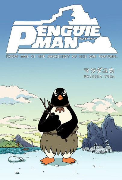 PENGUIE MAN