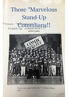 Those 'Marvelous Stand-Up Comedians!!