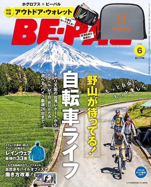 BE-PAL (ビーパル) 2019年 6月号