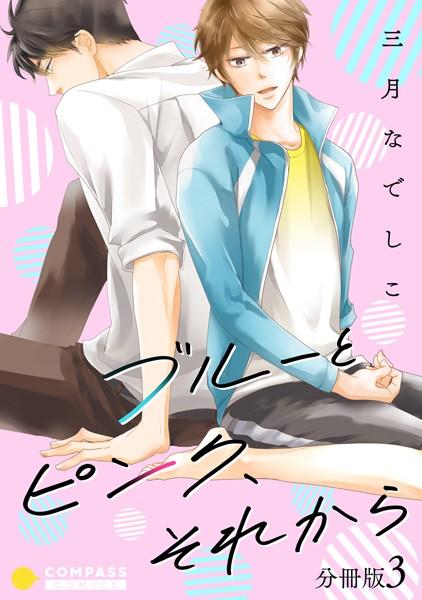 【恋愛 BL漫画】ブルーとピンク、それから(単話)